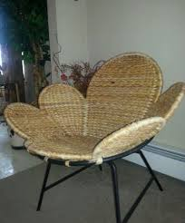 Wrought Iron Mesh Patio Furniture by Wrought Iron Chairs Ebay