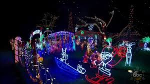 fort lauderdale family christmas light display featured on