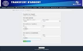bureau de transfert d argent memoire mise en place d un système informatisé de
