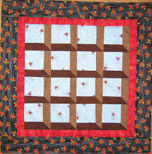 autumn and fall quilt patterns including halloween and thanksgiving