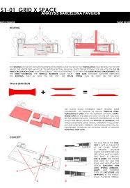 case study for barcelona pavilion mies van de rohe cases
