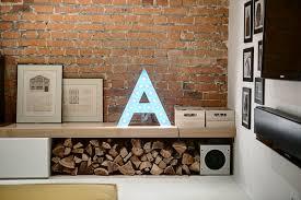Indoor Storage Ideas Exterior Inddor Fire Wood Storage Under Wooden Shelf Combined