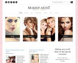 websites for makeup artists makeup artist bio exles mugeek vidalondon