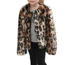 best kids faux fur jacket products on wanelo