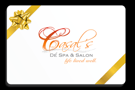 salon gift cards 200 00 gift card gift cards casals dé spa salon