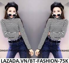o Thun Sá c Cá • Cao Thá i Trang Hn Quá 'c BT Fashion AT056