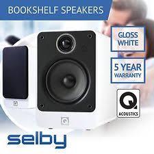 Imagine B Bookshelf Bookshelf Speakers U0026 Subwoofers Ebay