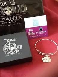 25th anniversary charm foxwoods casino connecticut 25th anniversary charm bracelet 777 1st