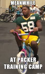 Packer Memes - meanwhile at packer training c meme on imgur