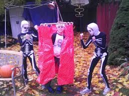 Karate Kid Skeleton Costume G Pod Family