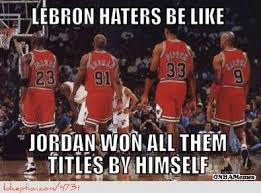 Lebron Hater Memes - lebron haters be like http weheartlakers com nba funny meme