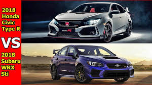 subaru maxresdefault honda civic type r vs wrx sti best door ra