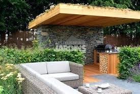 cuisine de jardin en cuisine d exterieure fontaine exterieure de jardin moderne 4 cuisine