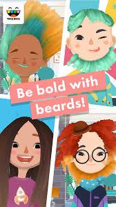 toca boca hair salon me apk toca hair salon 3 android apps on play