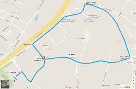map us route 1 maryland mva driving test route white oak route 1