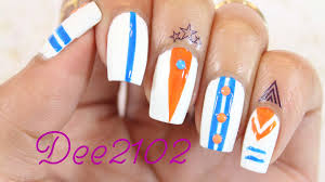 music festival nails fun nails for the summer nail art