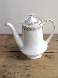 coffee set by paragon belinda bone china teapot creamer