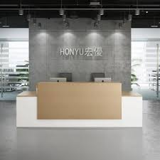 Desk Reception Reception Desks Sale Shop For Reception Desks At Ezbuy Sg