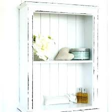 Shabby Chic Bathroom Furniture Shabby Chic Wall Cabinets For The Bathroom Chaseblackwell Co