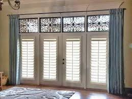 Plantation Shutters And Drapes Plantation Shutters With Curtain Panels Scifihits Com