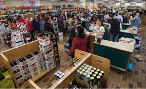 utah liquor sales records expected from the day before