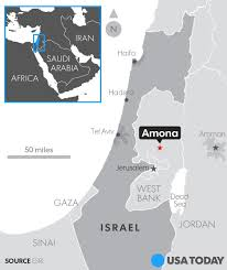 Israel World Map by Israeli Settlers See New Champion In Trump