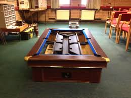 how to put a pool table together pool table installation wrexham north wales pool table recovering