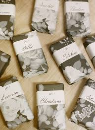 wedding favors 1 diy soap favors and cards all in one snippet ink