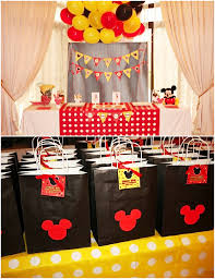 mickey mouse birthday party mickey mouse ideas for birthday party margusriga baby party