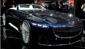 maybach sports car 10 hottest cars at the frankfurt motor show include chinese