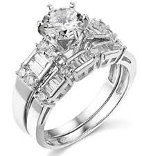 wedding ring sets cheap engagement wedding ring sets ebay