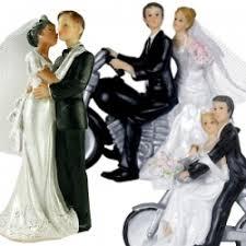 sujet mariage figurine mariage et sujet de gateaux pas cher