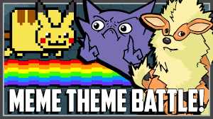 Pokemon Battle Meme - pokemon theme battle memes ft original151 youtube