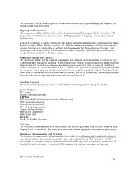 engineering proposal template contractor request for proposal template request for proposal