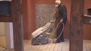 restoring 100 year wooden floors