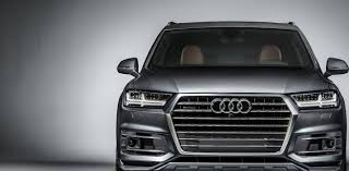 Audi Q7 2017 - 2017 audi q7 trims continental audi of naperville