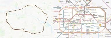 Berlin Metro Map by Paris Metro Map U2013 The Redesign U2013 Smashing Magazine