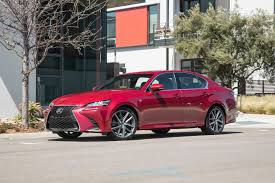 lexus crossover 2017 2017 lexus gs 350 f sport first test review