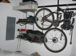 Living Room Bike Rack by Garage Bike Rack Storage Systems And On Pinterest Idolza