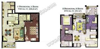 Icon Brickell Floor Plans Fortune House Brickell Condos For Sale Rent Floor Plans