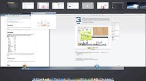 Spaces Un Gestionnaire De Fenêtres Mac Les Fenêtres Organisation Déplacement Et Redimensionnement