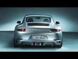generation porsche 911 2016 porsche 911 2 991 facelift revealed