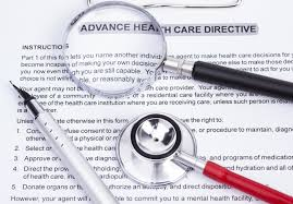 Living Will And Durable Power Of Attorney by Patient Information About Advanced Directives Bioscrip