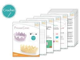 amigurumi pattern pdf free princess crown pdf crochet pattern irarott inc