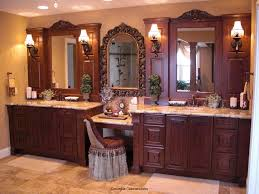 bathroom vanity with makeup counter images of bathrooms part 2 small master bathroom ideas weskaap