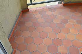 hexagon tile floor alternatives robinson house decor