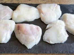 cuisiner des joues de lotte parer des joues de lotte ou baudroie technique culinaire