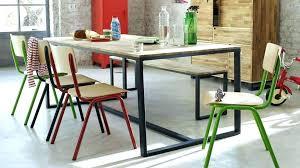 table cuisine chaise chaise de cuisine style bistrot cethosia me