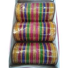 wedding chura bangles bridal chura wedding bangle set at rs 200 box bridal chura id