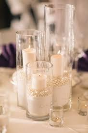 cylinder vase wedding centerpiece ideas best 25 glass cylinder